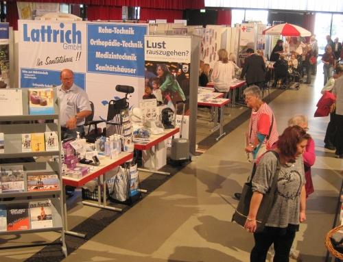 Info-Tag für Ältere und Menschen mit Behinderungen  – Am 20. September in der Gebläsehalle Neunkirchen