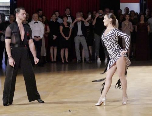 Dancepoint Neunkirchen präsentierte die 7. Neujahrs-Tanz-Gala